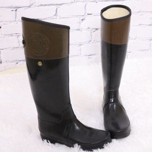 Hunter Regent Carlyle Tall Riding Rain Boot